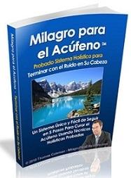 Milagro para el Acufeno libro