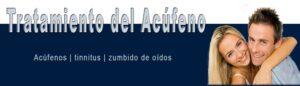Tratamiento del Acufeno | Acúfenos | tinnitus | zumbido de oídos