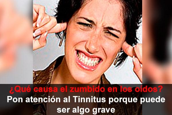 ¿Qué causa el zumbido en los oídos? Pon atención al Tinnitus porque puede ser algo grave