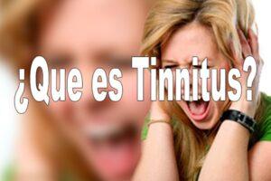 Que es Tinnitus