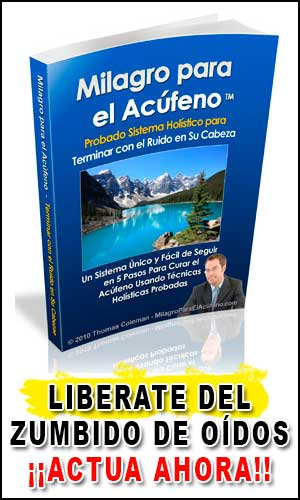 Tratamiento delAcúfeno - Milagro para el Acúfeno el libro